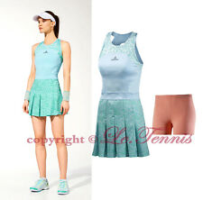 BNWT ADIDAS By Stella McCartney 2-PC SET Tennis Golf Dance Gym Dress - S 34 36