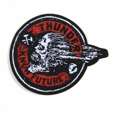 THUNDER Screaming Teschio Patch Toppa Oldschool Longboard