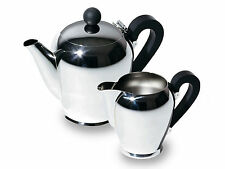 Alessi Bombe Caffettiera e Lattiera - Coffee pot + milk jug