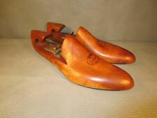 Vintage Wooden Fully Formed Adjustable Marshall Fields Men's Shoe Tree Size 9