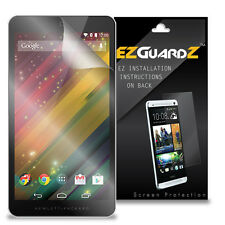 2X EZguardz LCD Screen Protector Cover HD 2X For HP 7 G2 Tablet (Ultra Clear)