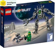 Lego 21109 CUUSOO Ideas Exo Suit Space Man Astronaut Robot New MISB