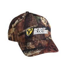 Scent Blocker XLT Ball Cap Hat with Trinity Mossy Oak Infinity Camo CAPXLTT