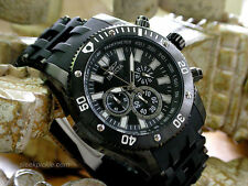 Invicta 14862 Sea Spider Collection Chronograph Black IP SS Men's 100M Watch