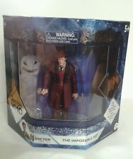 Doctor Dr Who lo imposible Figura Set Nuevo Sellado Menta