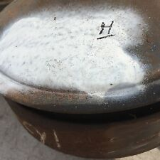 Studebaker  air cleaner,  for 2 1/4 inch inlet.   USED.  Item:  6514