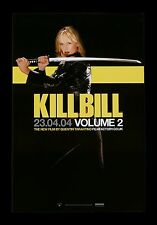 Kill Bill Part 2 Movie Poster Version A 14x20 inches
