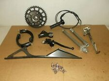 Large Box of Used Parts for a 2007 to 2008 Kawasaki ZX6R