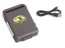 Personal gps Traqueur Tk102B Quad band GPS GSM GPRS Car Vehicle Tracker