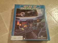Rules of Engagement by Mindcraft for Commodore Amiga Unopened brand new