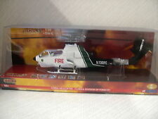 US51206 Corgi Fire Heroes Cobra Helicopter-Florida Division Of Forestry
