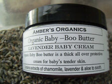 Organic Baby BOO Lavender Butter Cream - Gentle & PURE!