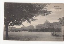 Germany, Hannover, Welfenplatz Postcard, A501
