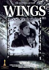 Wings 1927 - UK Compatible Clara Bow, Charles 'Buddy' Rogers NEW SEALED