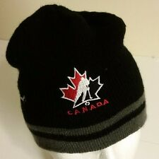 WORLD JUNIOR HOCKEY CANADA CROWN ROYAL WHISKEY BEANIE STYLE TOQUE HAT