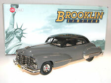 Brooklin Models BML 07, 1947 Cadillac Series 62 4-Door Sedan, gunmetal, 1/43