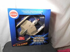 Cox 049 Star Wars Trade Federation Droid Fighter