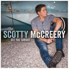 Scotty McCreery See You Tonight (CD, Oct-2013, Interscope (USA))