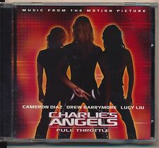 Charlie's Angels: Full Throttle cd soundtrack Various