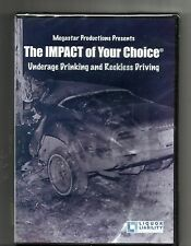 THE IMPACT OF YOUR CHOICE (2007, DVD) BRAND NEW: Bad Teenage Choices: Family