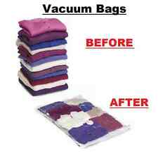 3 Pack 45x60cm Vacuum Vacum Storage Saving Space Seal Bags Travel Suitcase Small