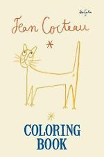 Jean Cocteau Coloring Book by Jean Cocteau Committee (2016, Paperback)