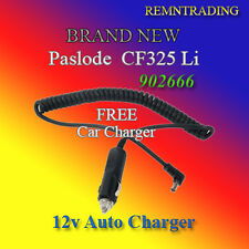 PASLODE 902666 CF325Li CAR CHARGER ADAPTER 12V AUTO PLUG-BRAND NEW