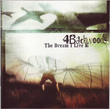 4backwoods ‎– The Dream I Live In , CD