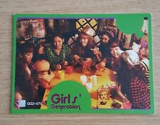 SNSD Girls' Generation Star Card Official Holo Foil Rare Season 2 GG2 075
