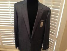 Loro Piana  Daniel cremieux Wool Suit size 46L hand  Made in Italy  $1995
