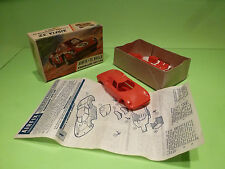 UNBUILT KIT AIRFIX 32 M205C FERRARI 250LM - 1:32  - EXCELLENT IN BOX