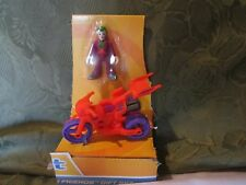 Fisher Price Imaginext DC Super Friends Joker Motorcycle Cycle Justice League