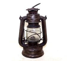 Antique FEUERHAND SUPERBABY IRON LANTERN Nr. 175 Made in GERMANY #402