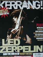 KERRANG 1244 - LED ZEPPELIN/ALL-AMERICAN REJECTS/HEXES/ALL THAT REMAINS/GALLOWS
