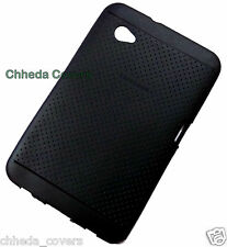 Premium Black Dotted Design Soft Back Cover Case For Samsung Galaxy Tab 2