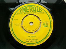 roy d and the kentucky four       the bridge (1c  /  1c  pressing )