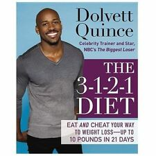 The 3-1-2-1 Diet: Eat and Cheat Your Way to Weight Loss--up to 10 Pounds in 21 D