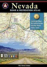 Benchmark: Nevada Road and Recreation Atlas 2015 by National Geographic Maps...