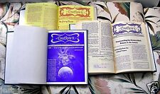 44 issues EroSpirit Vol 1 to 4 complete Spalding, Julian Planetary Astrology