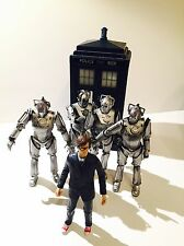 Doctor Who Cybermen Tardis Lights & Sounds SFX Bundle Rare Dr 10th Tennant