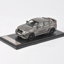 Premium X 1:43 Scale Gray BMW X6 Vehicle Diecast Car Model Toy For Collection