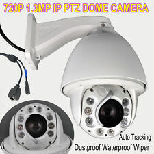 1.3MP 20x Zoom Auto Tracking 720P Camera Outdoor PTZ IP Network Speed CCTV Dome