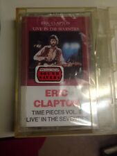 Time Pieces Two by Eric Clapton (Cassette, May-1988, Polydor)