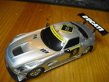 LOTE 36 SCALEXTRIC MERCEDES BENZ SLS AMG GT3  #8  DUCATI  used