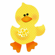 Sizzix Duck Bigz L die #657517 Retail $29.99 SWEET FUN Great for Applique!!