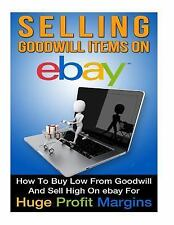 Selling Goodwill Items on EBay Ser.: Selling Goodwill Items on EBay : How to...