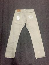 Billionaire Boys Club Washed G.I.D Dollar & Diamond Jeans Medium