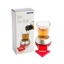 Spin The Shot Group Hen Stag Party Do Drinking Game Shot Glass Shooter Bomb 4101