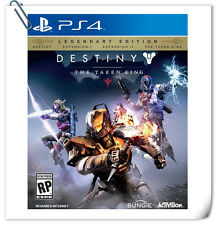 PS4 Destiny The Taken King Legendary Edition SONY PLAYSTATION Games Shooting