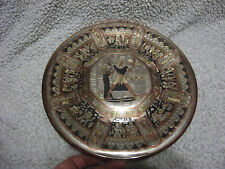 Vintage Egyptian Plate Wall Mount